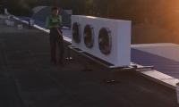 Конденсаторные блоки серии Prima и Воздухоохладители кубические